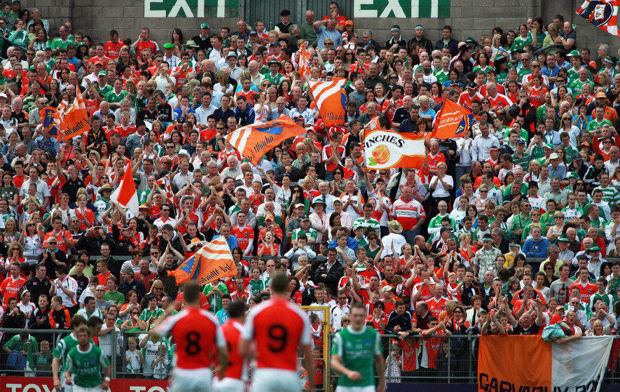 Armagh and Fermanagh to meet for first time since 2010
