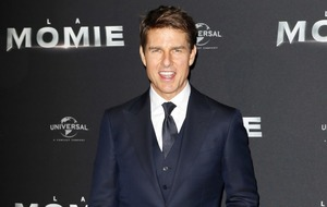 Tom Cruise: The Mummy terrified me as a kid!