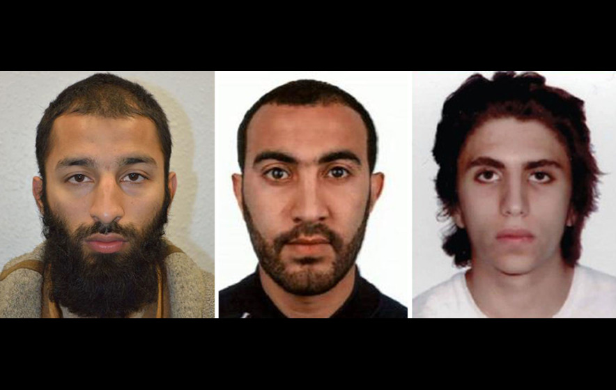 London Bridge attackers: Who are they?