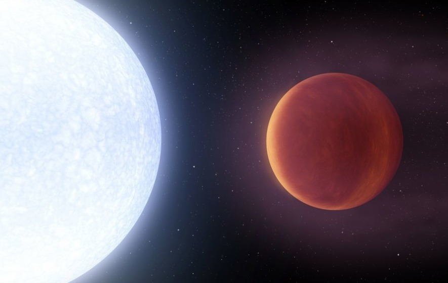 Everything you need to know about Kelt-9b - the newly discovered planet that is hotter than most stars