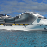 MSC Cruises has announced plans for the largest cruise ship in the world