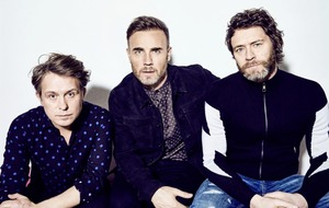 Take That play Northern Ireland cinemas live from the O2 Arena