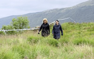 The Loch actresses Laura Fraser and Siobhan Finneran on what lies beneath