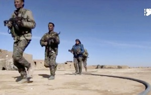 Syrian forces advance on IS capital Raqqa