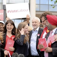Tories step up assault on Corbyn as poll shows Labour closing gap to one per cent