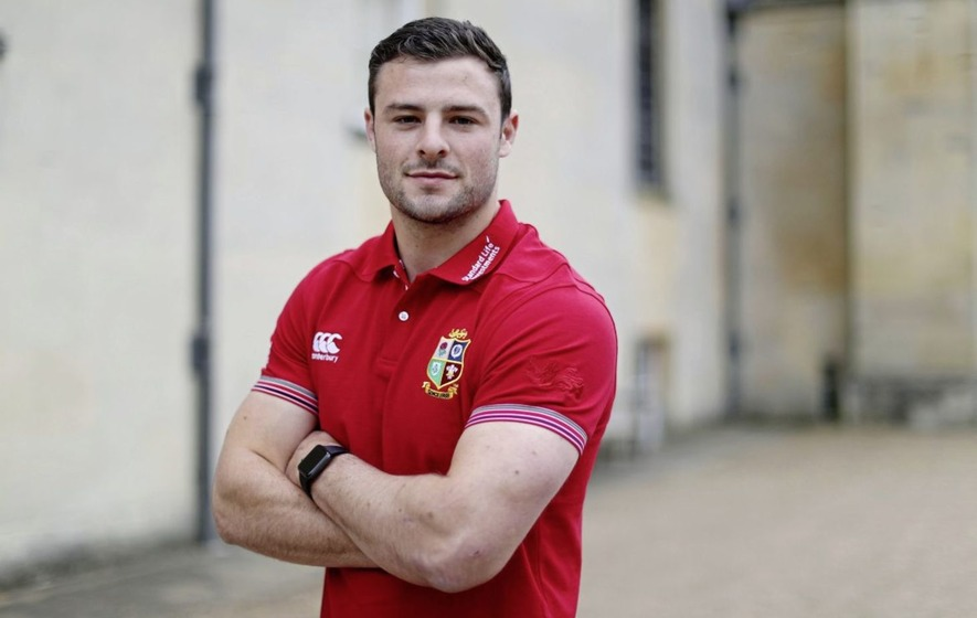 Robbie Henshaw relishing coming face-to-face with Sonny Bill Williams