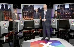 It was billed as the Leaders' Debate but was just 3 leaders and 2 candidates