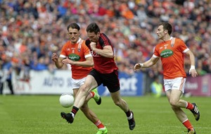 Down's Niall Donnelly hungry for more top level Ulster SFC action