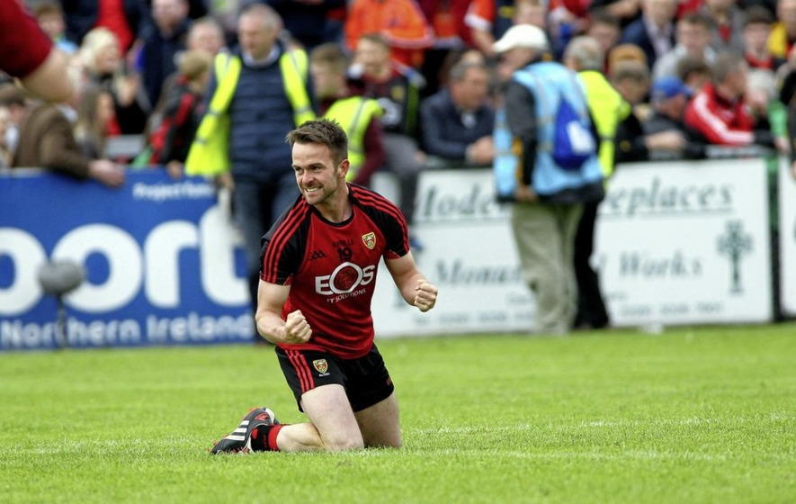 Danny Hughes: Down go a long way to restoring pride in the jersey
