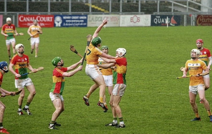 Antrim would benefit if CCCC proposals for hurling reform were accepted