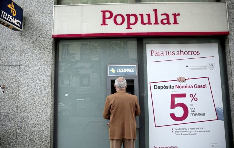 Santander buys 'failing' Spanish bank for €1