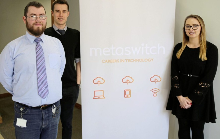 Kick-start a career in software engineering with Metaswitch