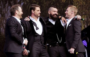 Shane Lynch talks about Boyzone, burnout, cars and the occult