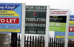 General election blamed as NI house sales fall for first time in nine months