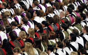 Girls more likely to go to university than boys