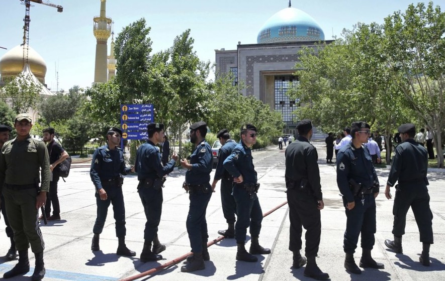 Here's what we know so far about the twin terror attacks in Iran