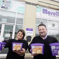 Morelli's win contract to supply Tesco Ireland