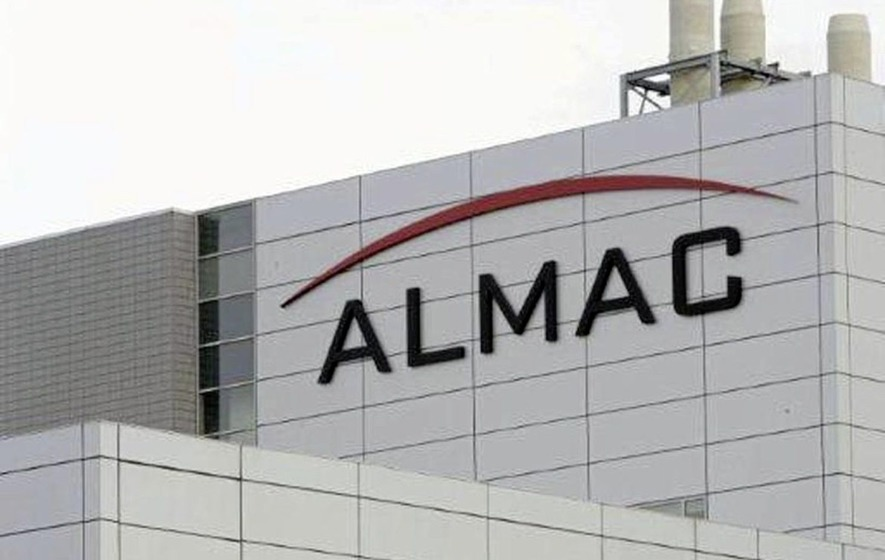 Sales soar as pharma giant Almac Group joins north's corporate elite