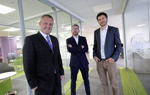 Belfast digital technology firm grows client base by 50% with new merger