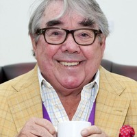 Four candles lit in memory of comedy's little big man Ronnie Corbett