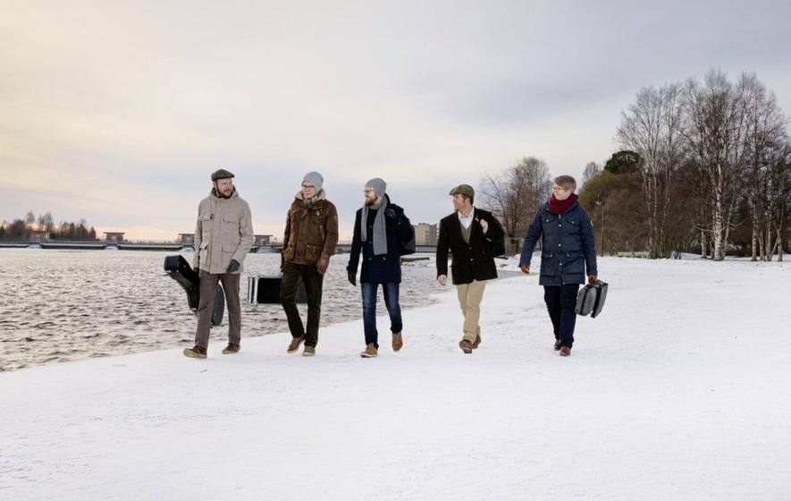 Trad/roots: Finnish band Droichead prove no bridge too far for Irish music