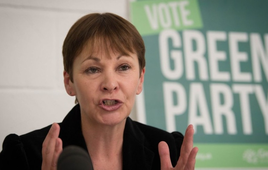 On the last day of campaigning the Green Party is bringing the lols on Twitter