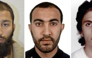 Former partner of London Bridge killer condemns his actions