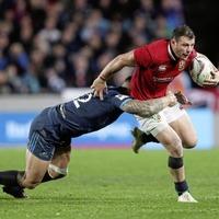 Rhys Webb says Lions must stop Sonny Bill Williams