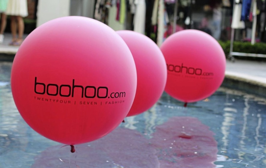 Boohoo shares soar as fast fashion firm targets rapid growth