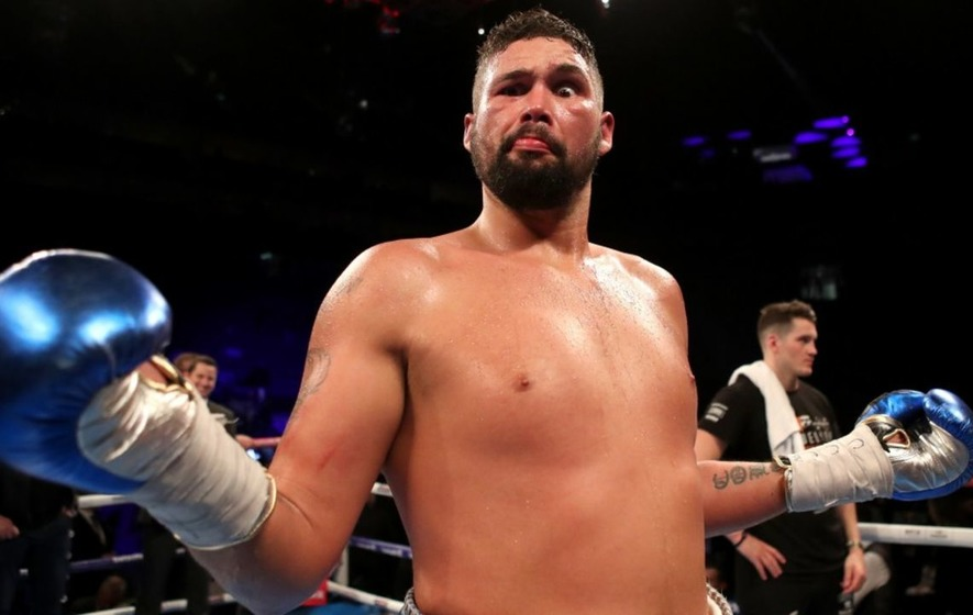 Tony Bellew has named his terms for a David Haye rematch