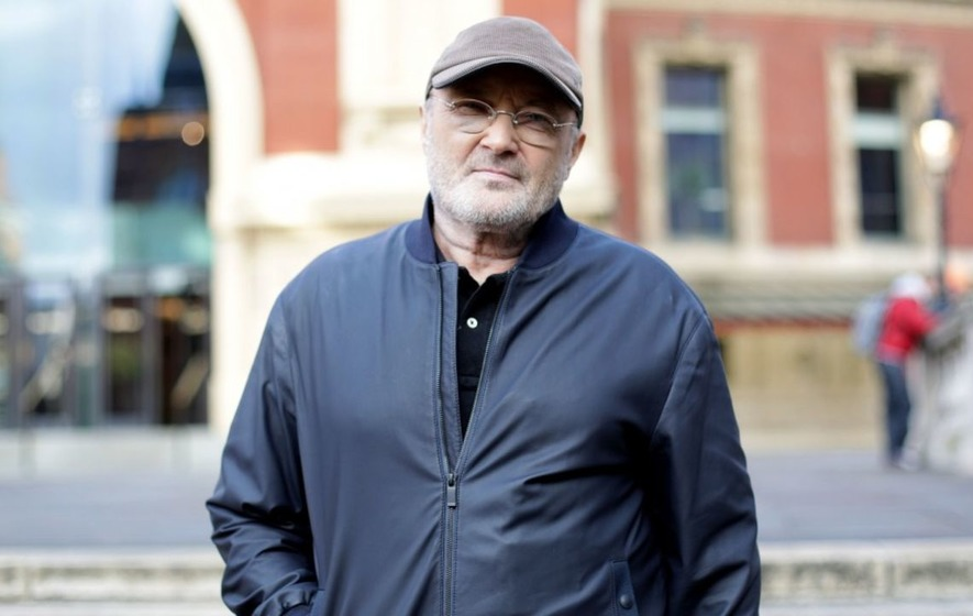 Phil Collins postpones shows after hitting head on chair in hotel room fall