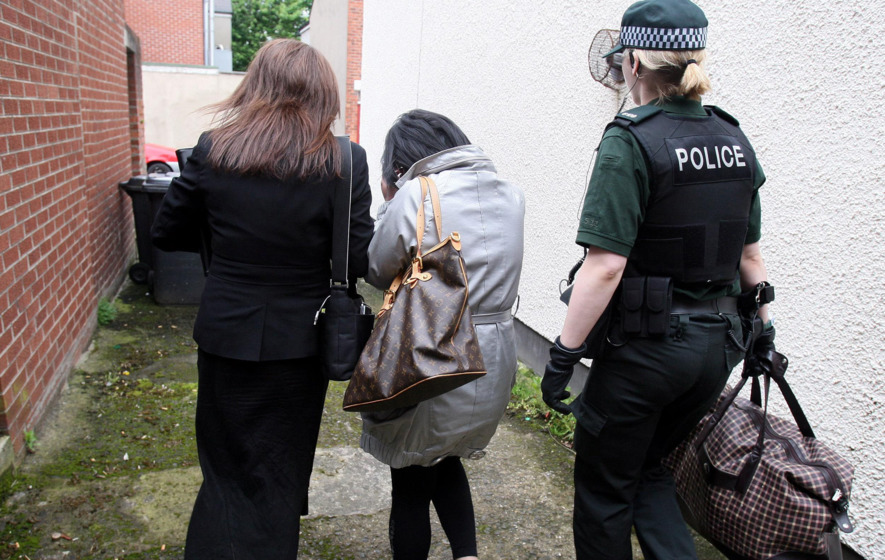 Hungarian woman 'brought to Northern Ireland and forced into sex trade'