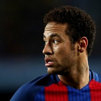 Neymar's keepy-up wall challenge has been accepted and beaten by a couple of athletes