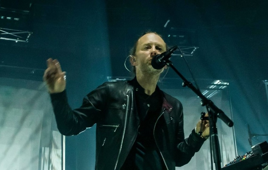 Exhausted Thom Yorke 'almost walked off Glastonbury headline spot'