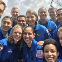 Meet the 12 astronauts chosen to embark on Nasa's new space exploration programme