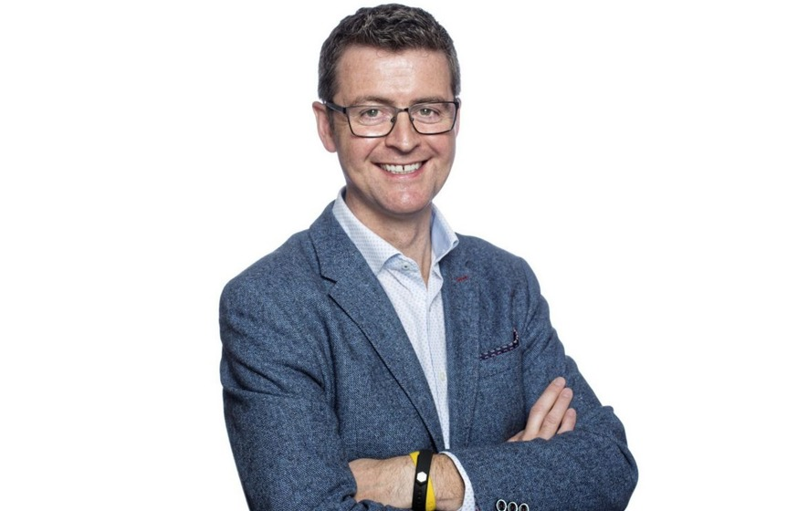 Kainos boss Brendan Mooney vies for EY World Entrepreneur title in Monaco