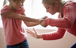 Northern Ireland parenting charity say it's time to stop physical punishment of children