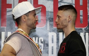 Trainer Chris Sanigar predicts Lee Haskins will beat Ryan Burnett on points