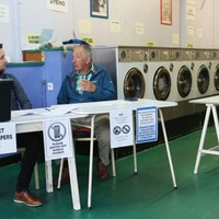 These are some of the weird and wonderful locations of polling stations