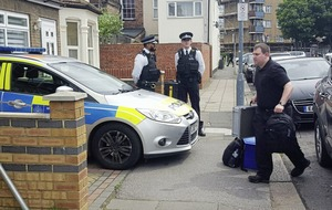 Counter-terrorism officers arrested three men in separate operations in London