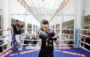 Ryan Burnett intends to be IBF bantamweight belt holder before Saturday is through