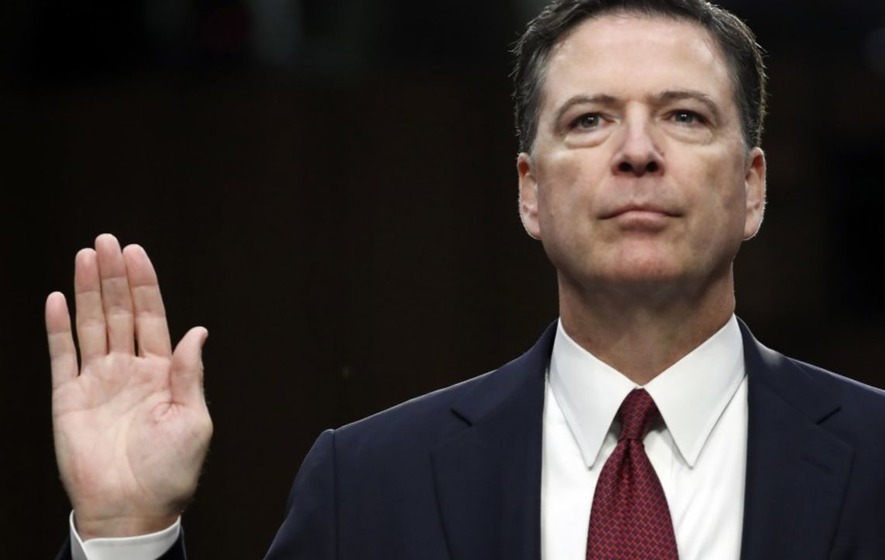 6 key points from former FBI chief James Comey's Senate testimony