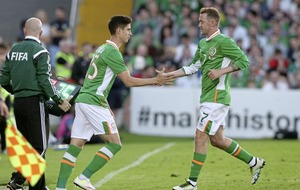 Callum O'Dowda sees James McClean as his perfect role model