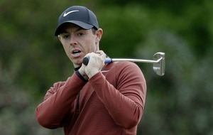 Rory McIlroy paired with Justin Rose and Jason Day in US Open