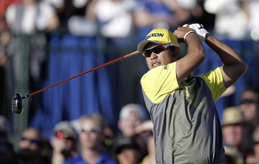 Hideki Matsuyama to play in next month's Irish Open at Portstewart