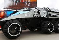 Nasa's futuristic Mars rover concept vehicle looks like something Batman would drive