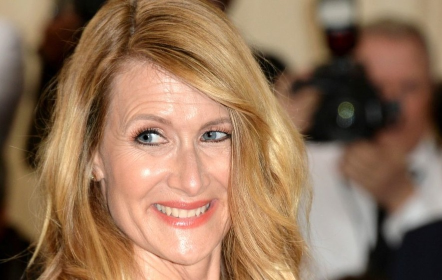 We'd rather have conmen than face the truth says Laura Dern