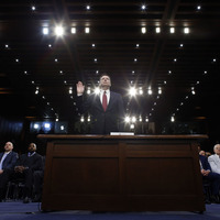 James Comey condemns White House 'lies' and says Donald Trump fired him over probe in Russian connections