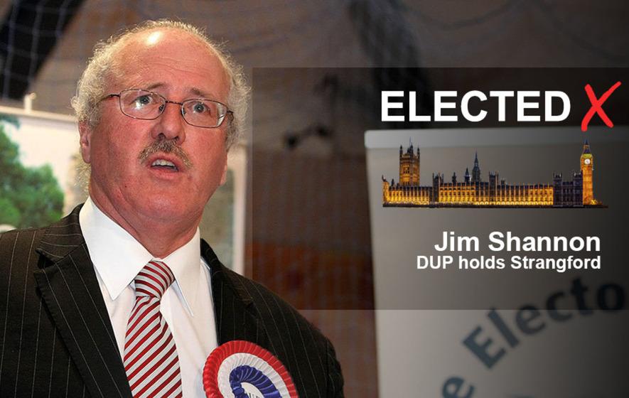 Constituency Profile: Jim Shannon wins Strangford
