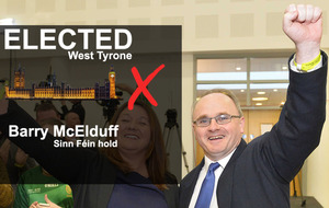 Constituency Profile: Barry McElduff wins West Tyrone